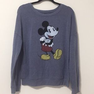 Disney Sweatshirt L
